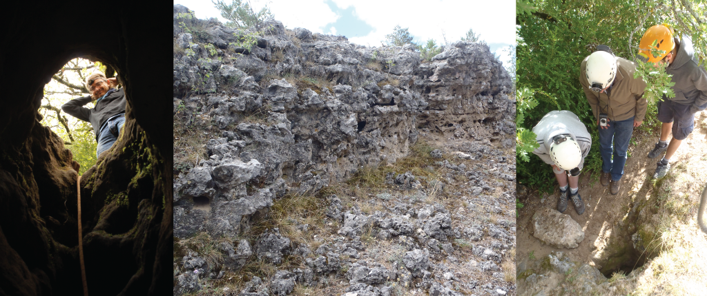 The Larzac site