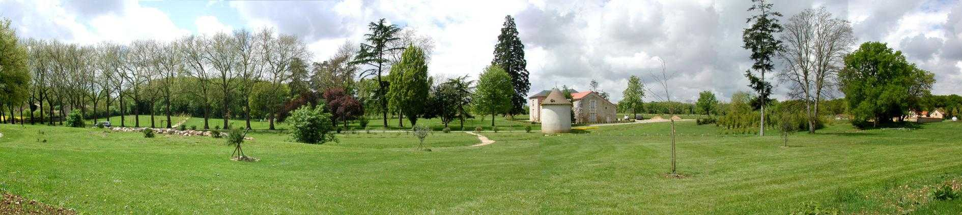 The Poitiers site